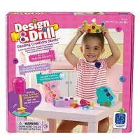 Educational Insights Design and Drill Dazzling Creations Toy - B00UI1IU2G