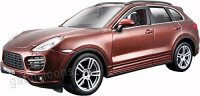 1:24 Porsche Cayenne Turbo Highly Detailed Diecast Model Kit Toy Car For Kids - B01LXLRYJ0