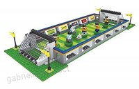 Ausini Soccer Sport 25591 Football Building Bricks Educational Blocks Set Compatible to Lego Parts 261 Piece - B014PYCAIG