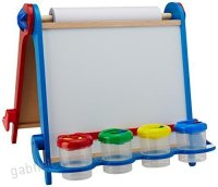 ALEX Toys Artist Studio Magnetic Tabletop Easel - B073C8KHCL