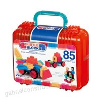 Battat Bristle Blocks Basic Set 85-Piece Block Construction Set - B00B16U3LS